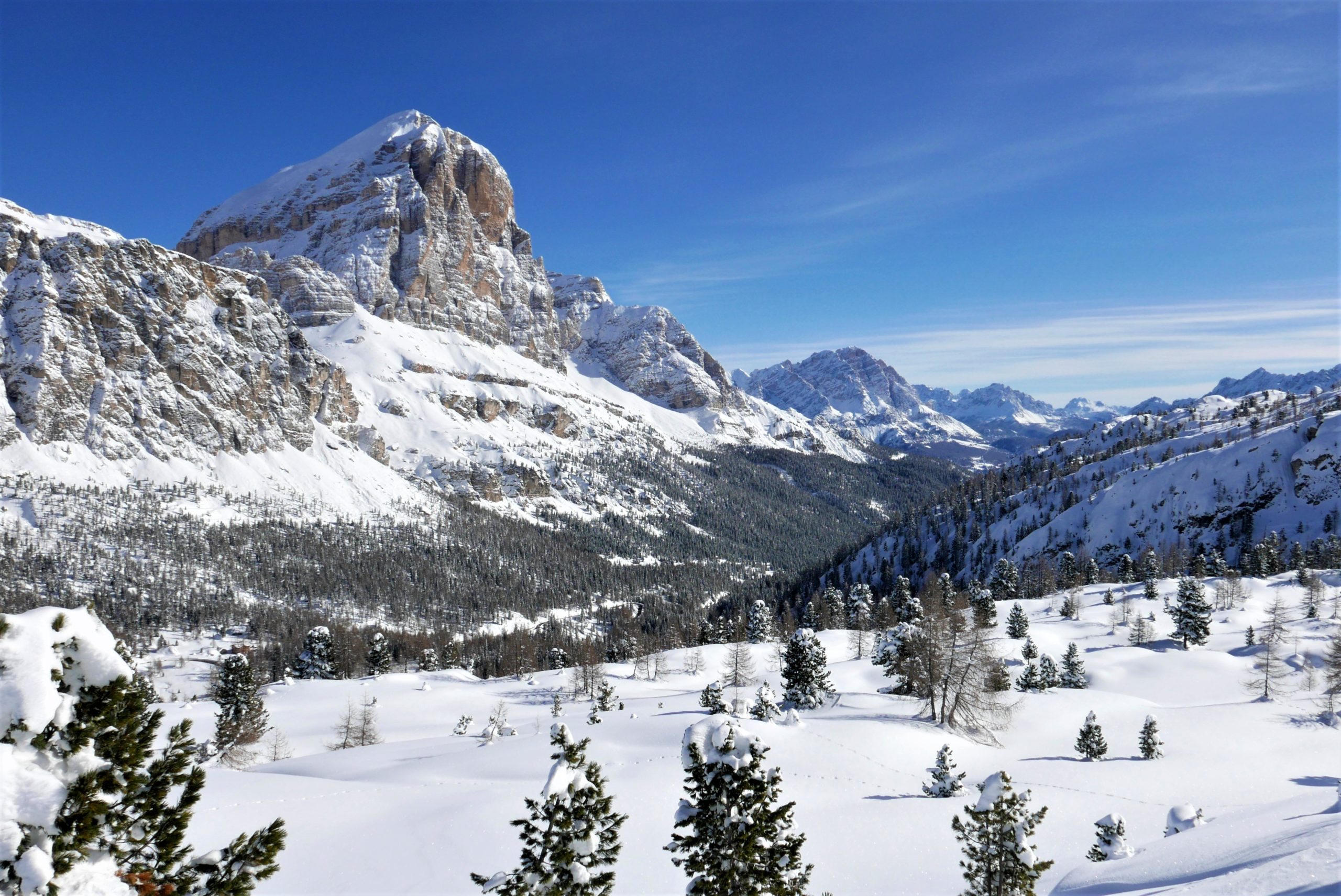 Sustainable holiday tips Cortina, Dolomites