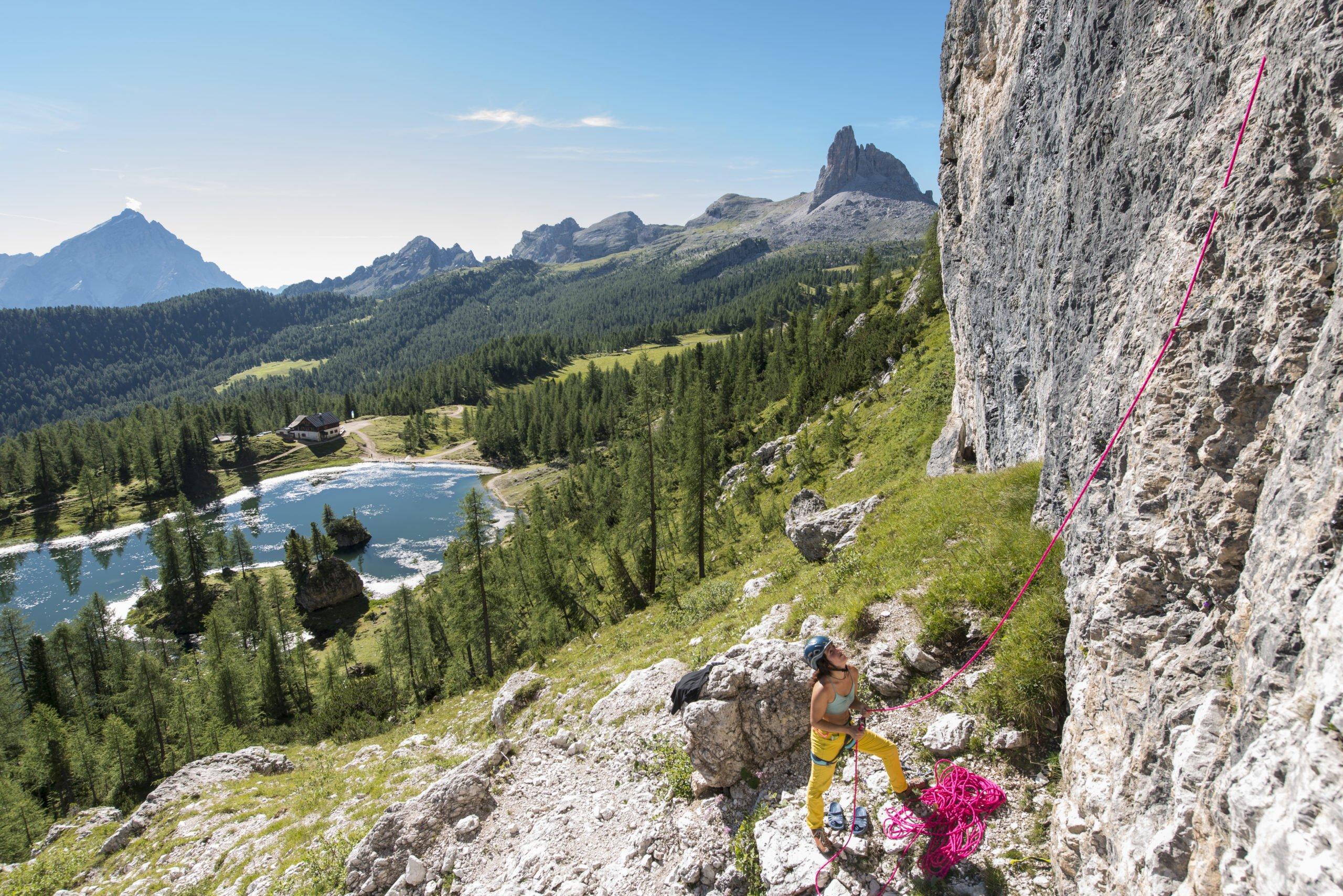 An Alpine classic - Cortina's media kit summer 2021